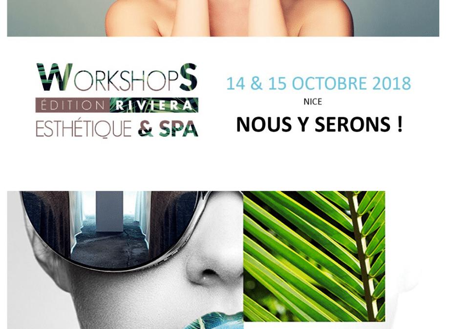 Workshop Esthétique et Spa 2018